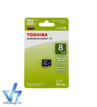 Thẻ nhớ Toshiba 8GBC10 8GB