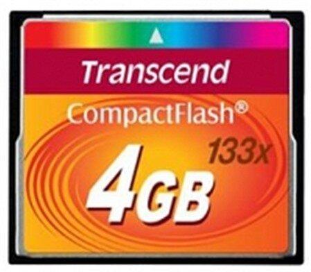 Thẻ nhớ Transcend CF 133x  - 4GB