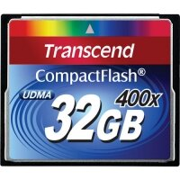 Thẻ nhớ Transcend Compact Flash 32GB 400x