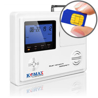 Thiết bị báo động dùng sim Komax KM-900GP