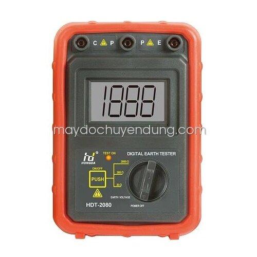 Thiết Bị Đo Điện Trở Đất HDT-2080