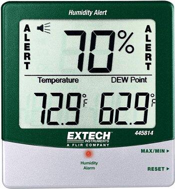 Thiết bị đo độ ẩm, nhiệt độ Extech - 445814