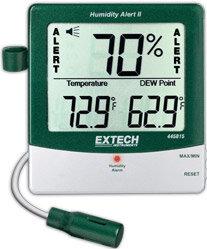 Thiết bị đo độ ẩm, nhiệt độ Extech CTH10