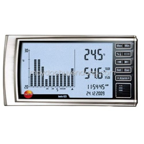 Thiết bị đo độ ẩm Testo 623