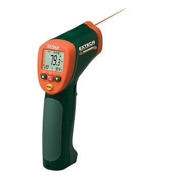 Thiết bị đo nhiệt độ hồng ngoại - Kết hợp đầu dò loại K Extech 42515