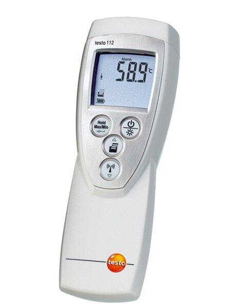 Thiết bị đo nhiệt độ Testo 112