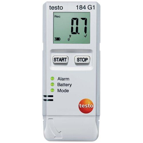 Thiết bị ghi nhiệt độ, độ ẩm và độ sốc trong vận chuyển Testo 184-G1