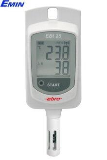 Thiết bị ghi nhiệt độ/độ ẩm không dây EBRO EBI 25-TH