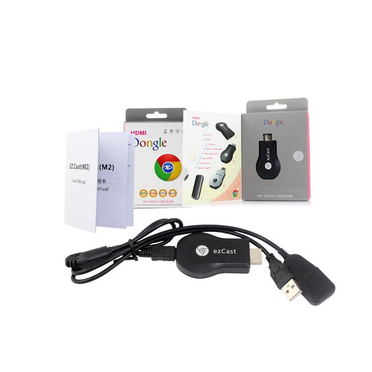 Thiết bị kết nối HDMI không dây từ điện thoại ra Tivi AnyCast Dongle