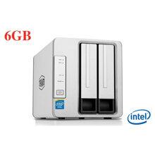 Thiết bị lưu trữ mạng TerraMaster F2-221 6GB