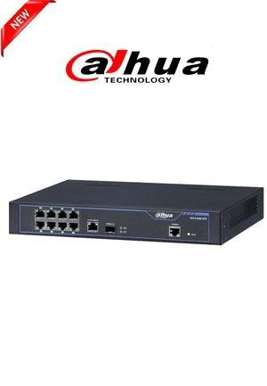 Thiết bị mạng SWICTH POE DAHUA S1000-8TP