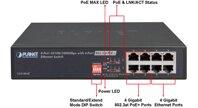 Thiết bị mạng Switch Planet GSD-804P