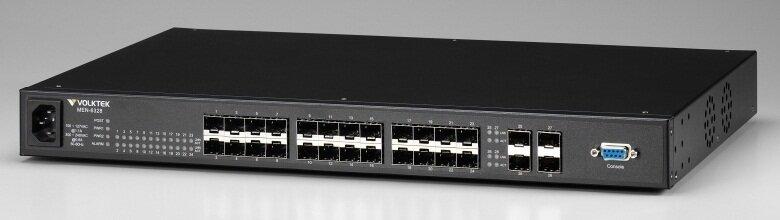 Thiết bị mạng Switch VolkTek MEN-6328D