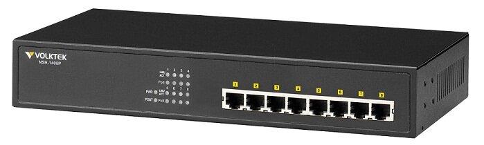 Thiết bị mạng Switch Volktek NSH-1408P