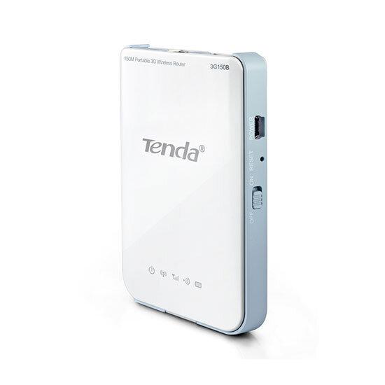 Thiết bị phát Wifi qua USB 3G Tenda 3G150B