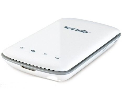Thiết bị phát Wifi trực tiếp qua sim 3G Tenda 186R