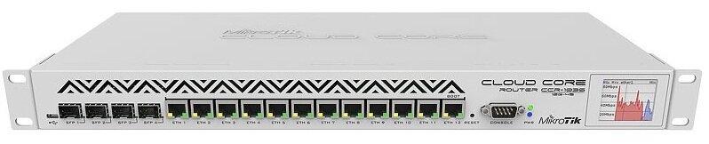 Thiết bị router Mikrotik CCR1036-12G-4S-EM