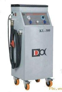 Thiết bị thay dầu hộp só tự động dùng điện Model KL-300