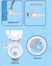 Thiết bị vệ sinh 1 vòi phun Hyundae Bidet HB-100