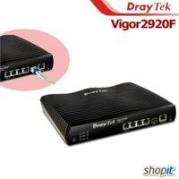 Thiết bị Wifi Draytek 2920F - Kết nối nhanh chóng, bảo mật an toàn