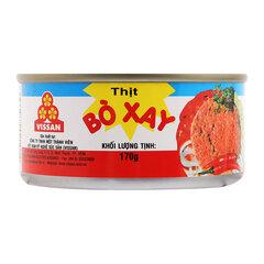 Thịt Bò Xay Vissan 170g