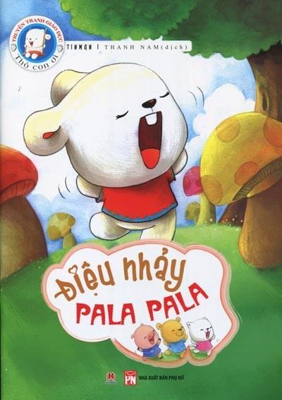 Thỏ Con Ơi – Điệu Nhảy Pala Pala
