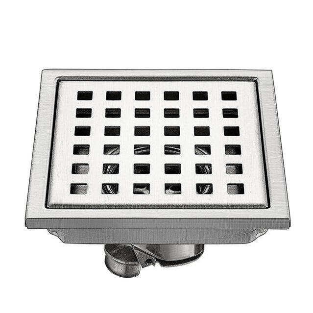 Thoát sàn chống mùi inox Square Zento ZT656-1L