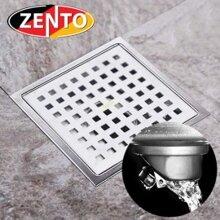 Thoát sàn chống mùi inox Square Zento ZT654-1L