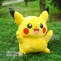 Thú bông Pikachu đáng yêu - TB13