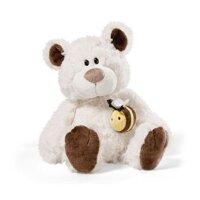 Thú nhồi bông Gấu Cream kèm Ong nghệ 36969 - 25cm
