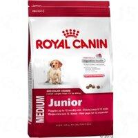 Thức ăn cho chó Con Royal Canin Medium Junior - 1 kg, dành cho chó 11-25kg và 1-12 tháng tuổi