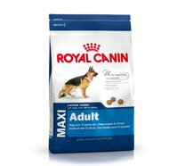 Thức ăn cho chó Royal Canin Maxi Adult - 4kg, dành cho chó từ 26-44kg và trên 15 tháng tuổi