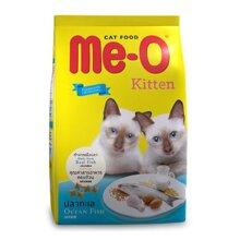 Thức ăn cho mèo con Me-O Kitten Ocean Fish - 400g, dành cho mèo dưới 1 năm