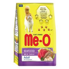 Thức ăn cho mèo Me-o vị Hải sản (Seafood) - 350g