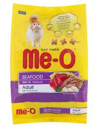 Thức ăn cho mèo Me-o vị Hải sản (Seafood) - 450g