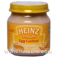Thức ăn dặm dinh dưỡng trứng sữa Heinz 100g