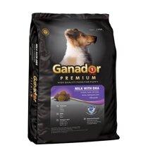 Thức ăn hạt cho Chó con Ganador Puppy - 500g, dành cho chó dưới 10 tháng tuổi