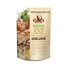 Thức ăn hạt hữu cơ ANF cho mèo vị thịt vịt và yến mạch (Organic ANF Duck & Oat) - 1.2 kg
