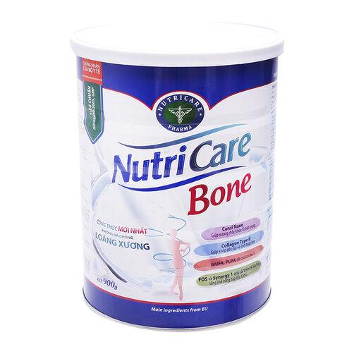 Thực phẩm bổ sung dinh dưỡng NutriCare Bone hộp 900g