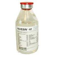 Thực phẩm bổ sung protein Alvesin 500ml