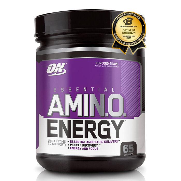 Thực phẩm bổ sung sữa dinh dưỡng Essential Amino Energy 585g