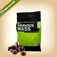 thực phẩm bổ sung: sữa tăng cân serious mass 12 lbs 5,44kg