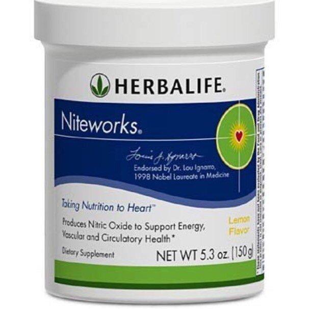 Thực phẩm bổ sung tăng cường sức khỏe tim mạch Herbalife Niteworks