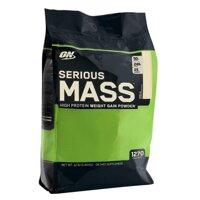 Thực phẩm bổ sung tăng ký Optimum Nutrition Serious Mass Vanilla 12lbs