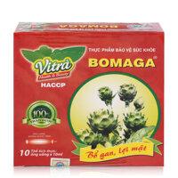 Thực phẩm chức năng bổ gan lợi mật Bomaga 10 ống