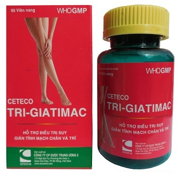 Thực phẩm chức năng Ceteco TRI-GIATIMAC