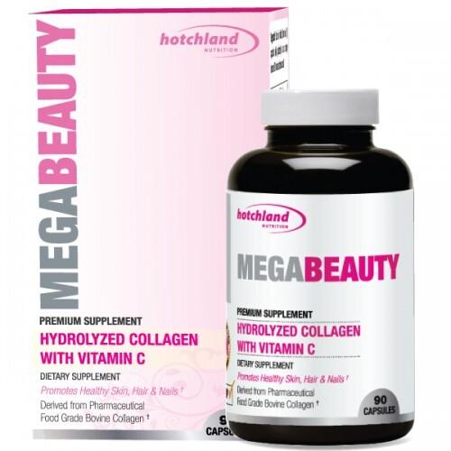 Thực phẩm chức năng chống lão hóa da MegaBeauty Collagen