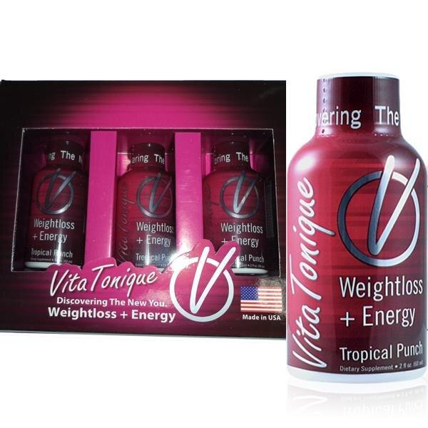 Thực phẩm chức năng giảm cân Vita Tonique