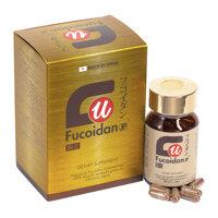 Thực phẩm chức năng hỗ trợ bảo vệ sức khỏe Fucoidan JP hộp 60 viên