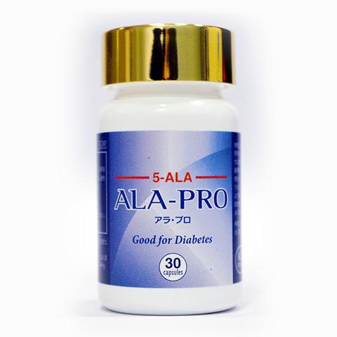 Thực phẩm chức năng hỗ trợ người tiểu đường Ala-Pro lọ 30 viên